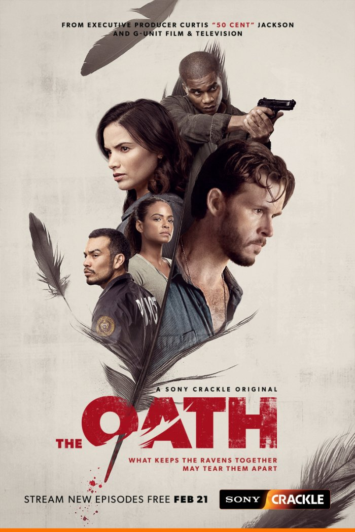 The Oath - plakat 2. sezonu