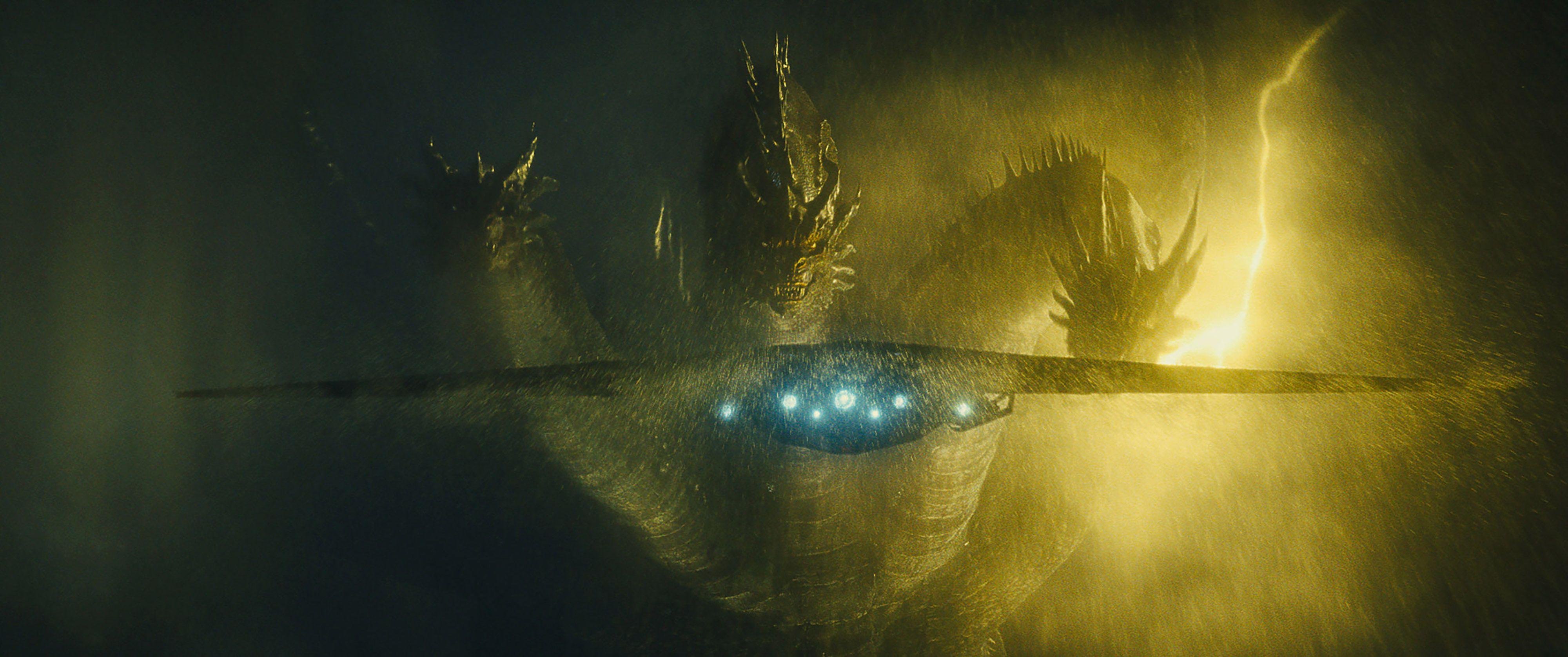 Godzilla 2: Król potworów - Król Ghidorah