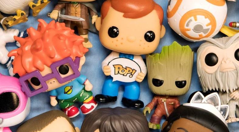 Figurki Funko POP! na dużym ekranie? Warner Bros. stworzy film