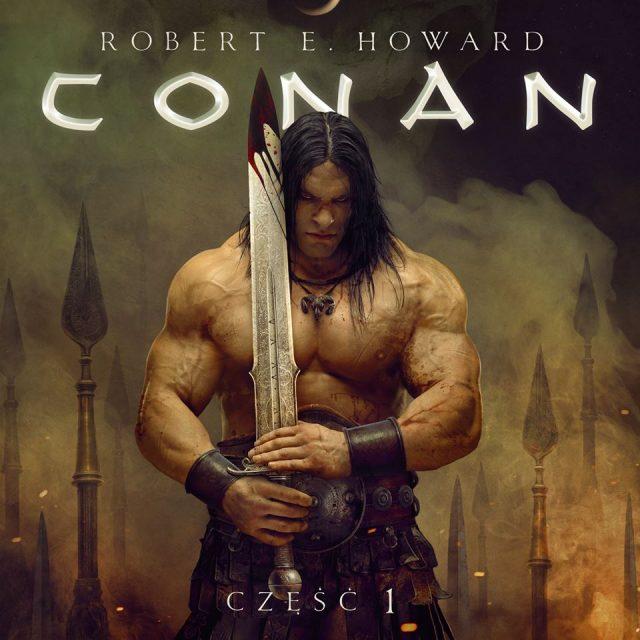 Conan. Część 1 - okładka audiobooka