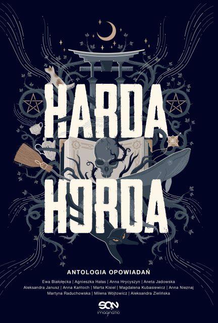Harda Horda - okładka