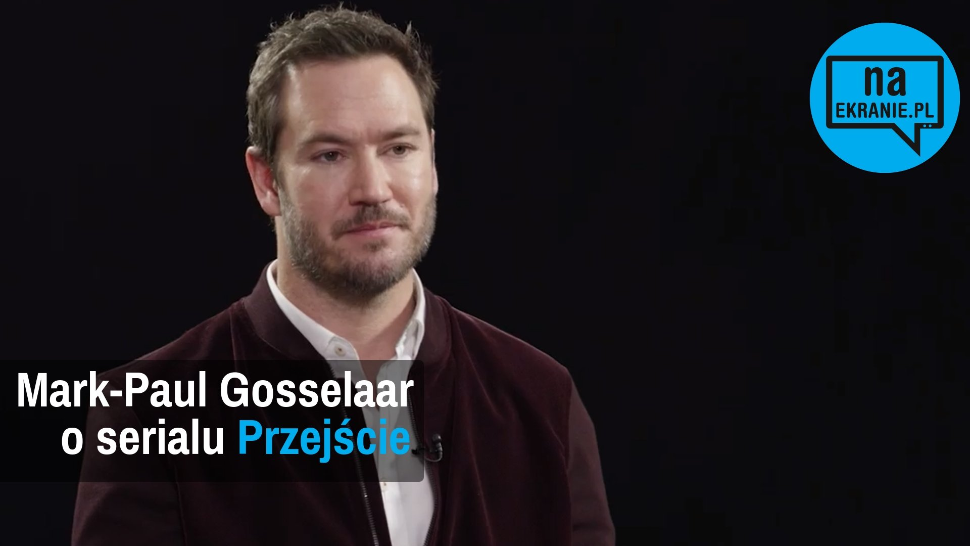 Mark-Paul Gosselaar opowiada o serialu Przejście [VIDEO WYWIAD]