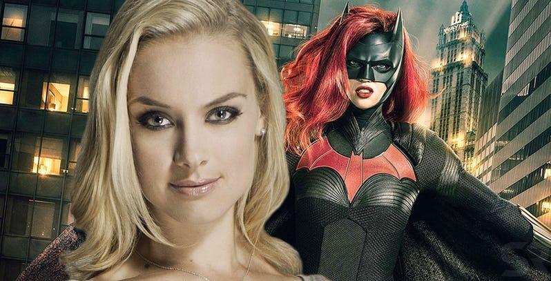 Batwoman – Rachel Skarsten w obsadzie serialu. Zagra główną antagonistkę