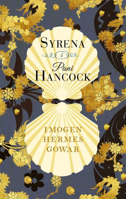 Syrena i Pani Hancock - okładka