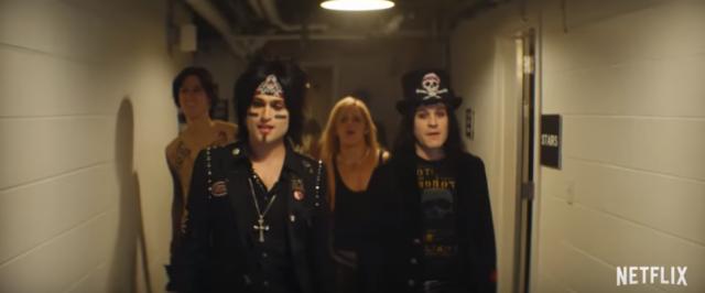 The Dirt – zwiastun filmu biograficznego Netflixa o Mötley Crüe
