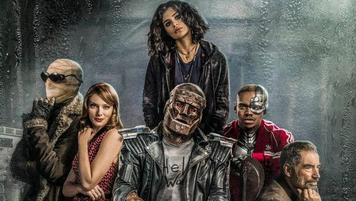 Doom Patrol - będzie 2. sezon serialu DC Universe [SDCC 2019]