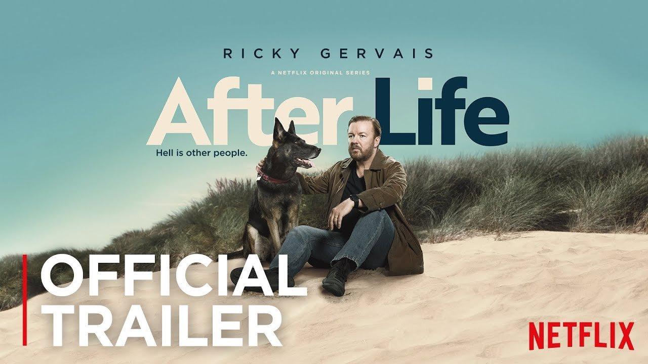 After Life – Ricky Gervais w serialu komediowym Netflixa. Zobacz zwiastun