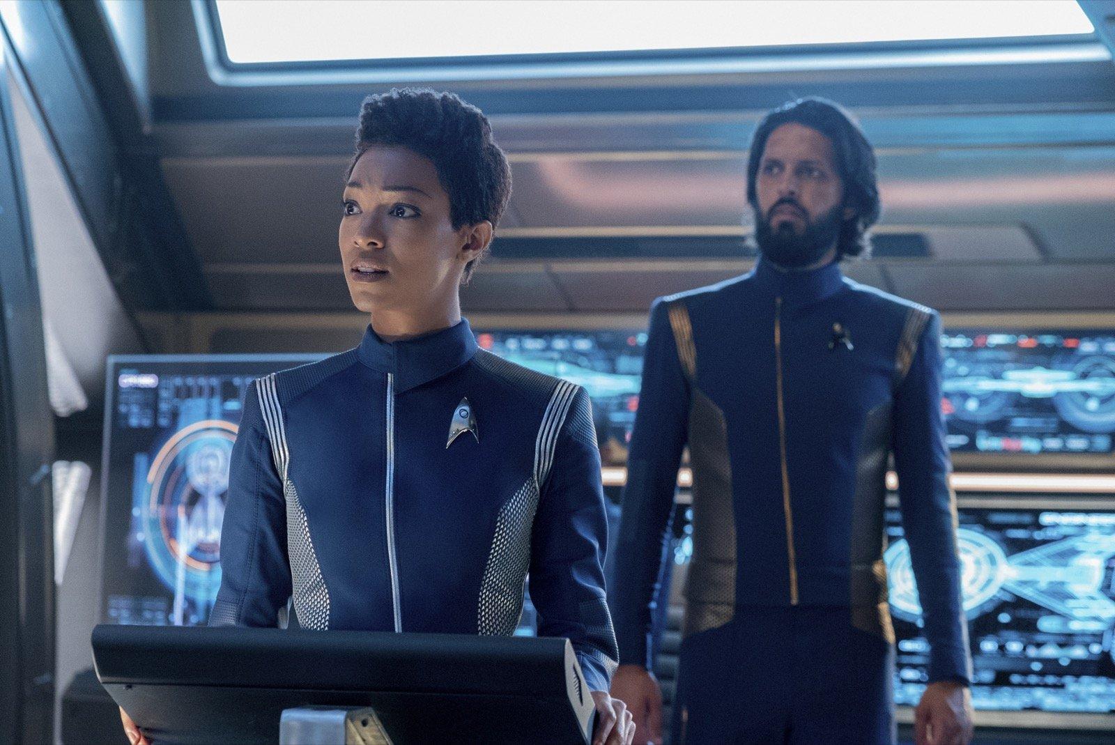 Star Trek: Discovery – zwiastun kolejnego odcinka 2. sezonu. Nowi Talosianie