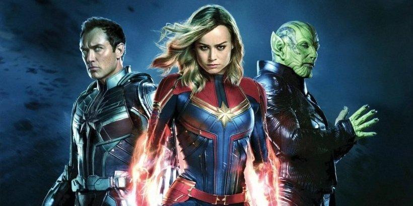 Box office: Kapitan Marvel idzie jak burza. Świetny piątek, rosną prognozy