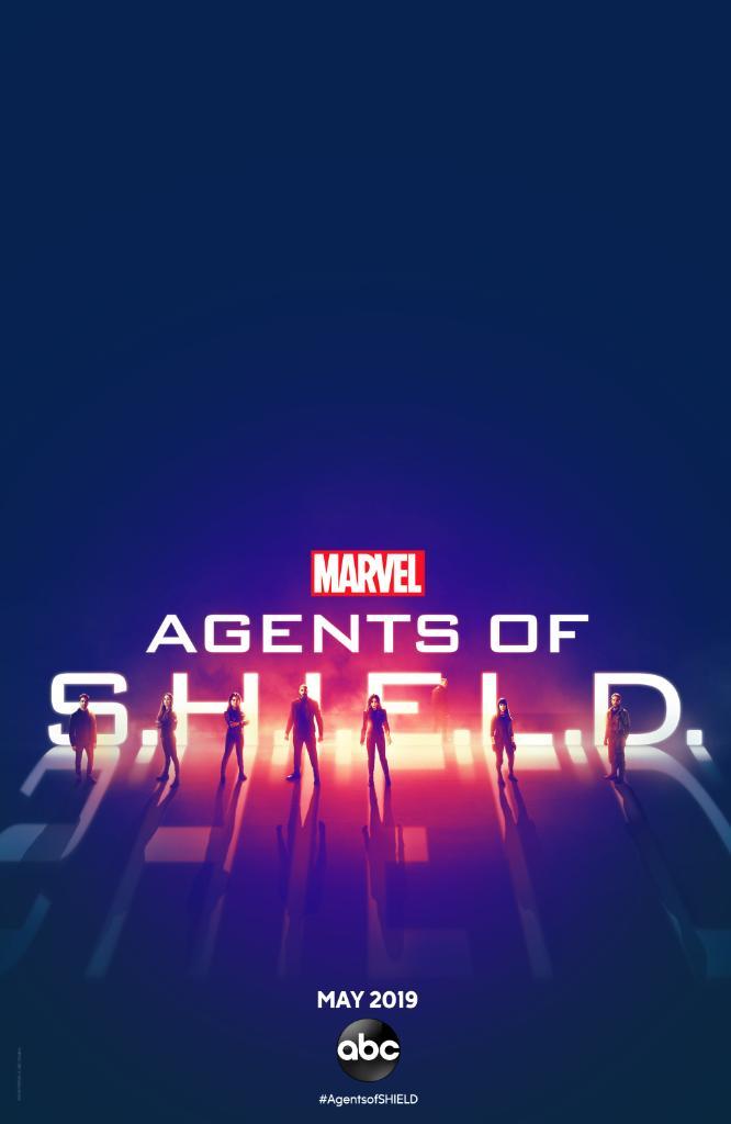 Agenci T.A.R.C.Z.Y. - plakat 6. sezonu