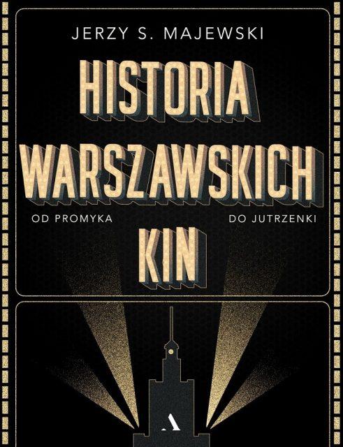 Historia warszawskich kin - okładka
