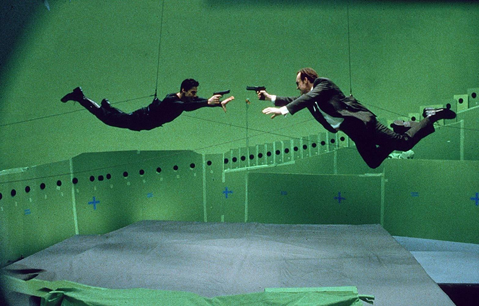 Nowy Matrix w obliczu nowych technologii