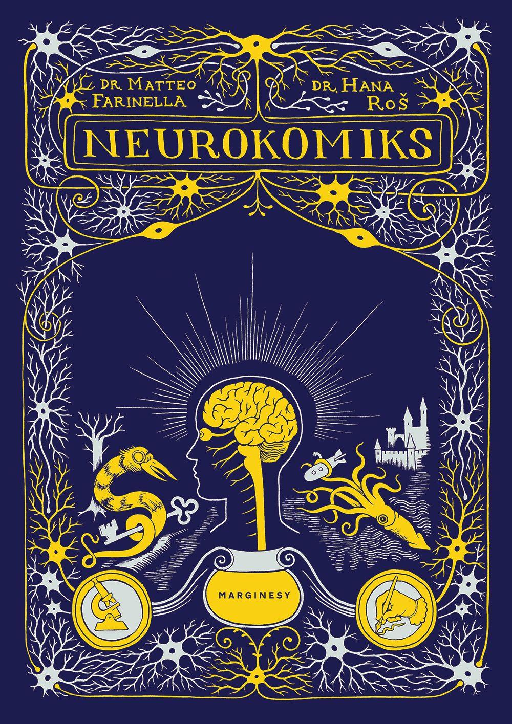 Neurokomiks - okładka