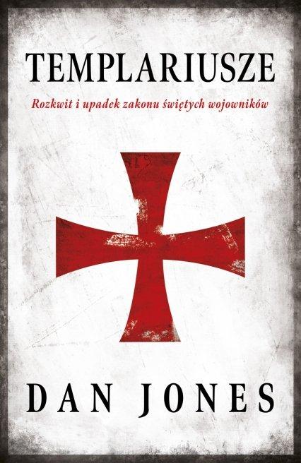 Templariusze - okładka