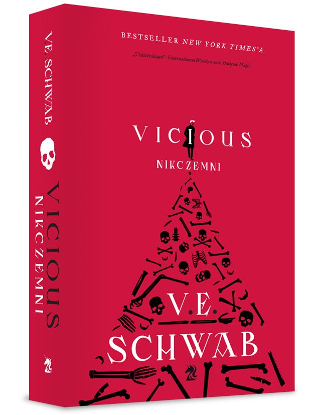 Vicious Nikczemni - okładka
