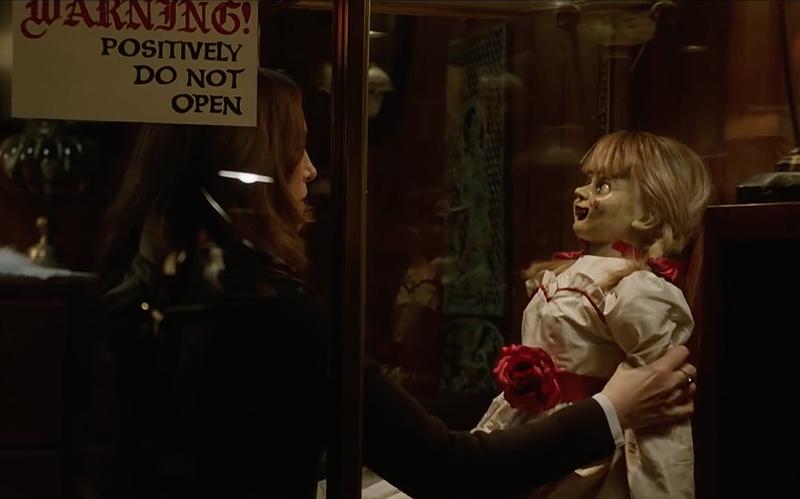 Maraton Annabelle - gratka dla fanów horroru