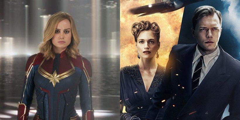Box office: Kurier i Kapitan Marvel szybują nad Polską. Świetny wynik filmu MCU