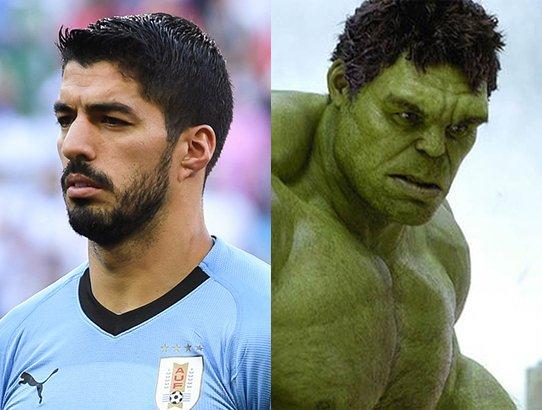 Hulk/Suarez