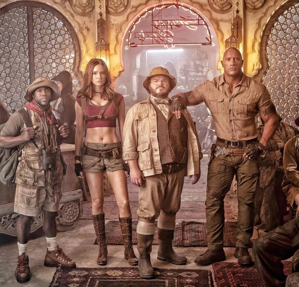 Jumanji: Następny poziom - dubbing czy napisy w polskich kinach? Mamy odpowiedź