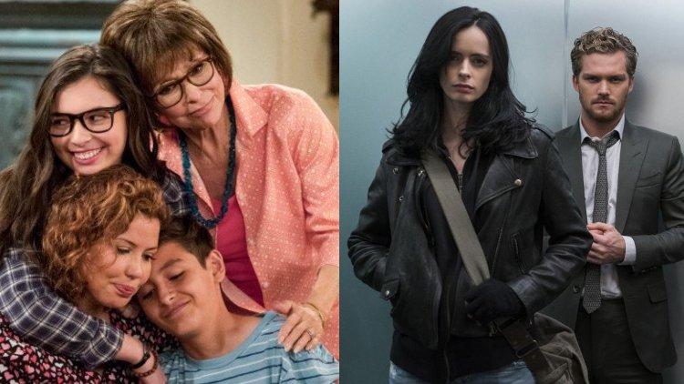 Dlaczego Netflix anulował One Day at a Time i seriale Marvela? Nowe informacje