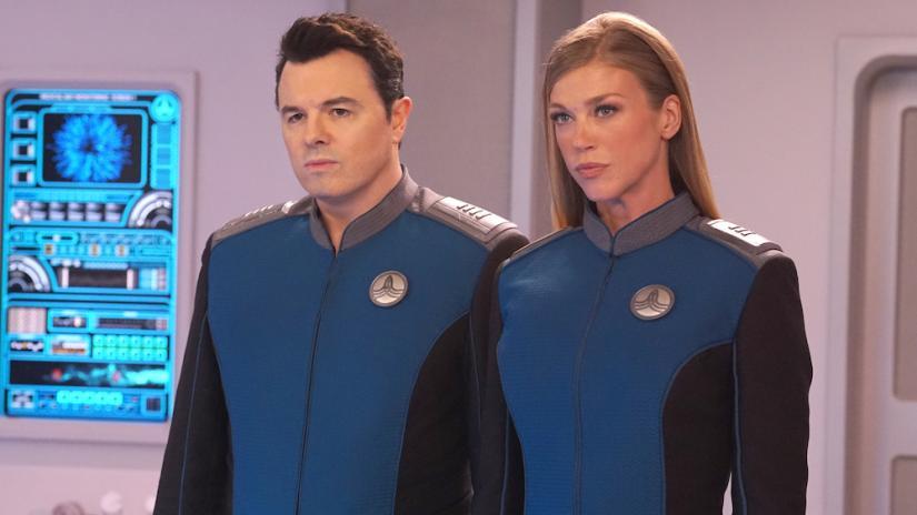 Orville przechodzi ze stacji FOX do platformy Hulu. Jaki plan na 3. sezon? [SDCC 2019]