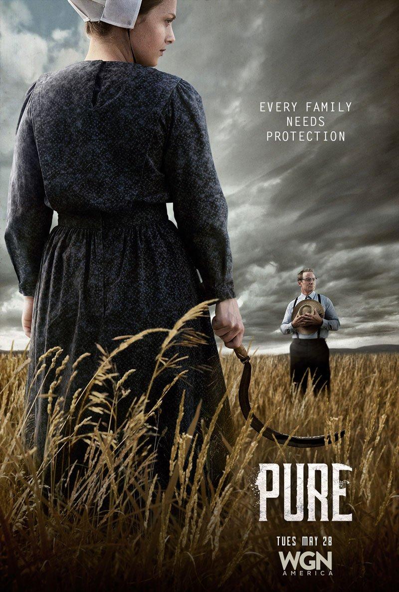 Pure - plakat 2. sezonu