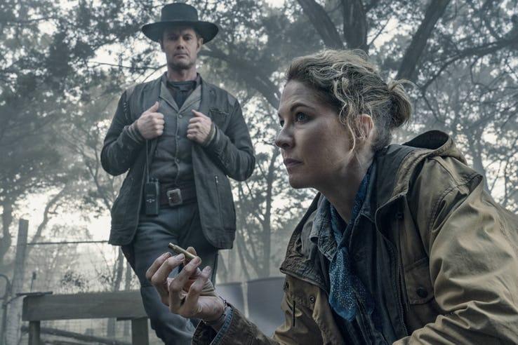 Jenna Elfman: Gram w Fear The Walking Dead by się wykazać aktorsko [WYWIAD]