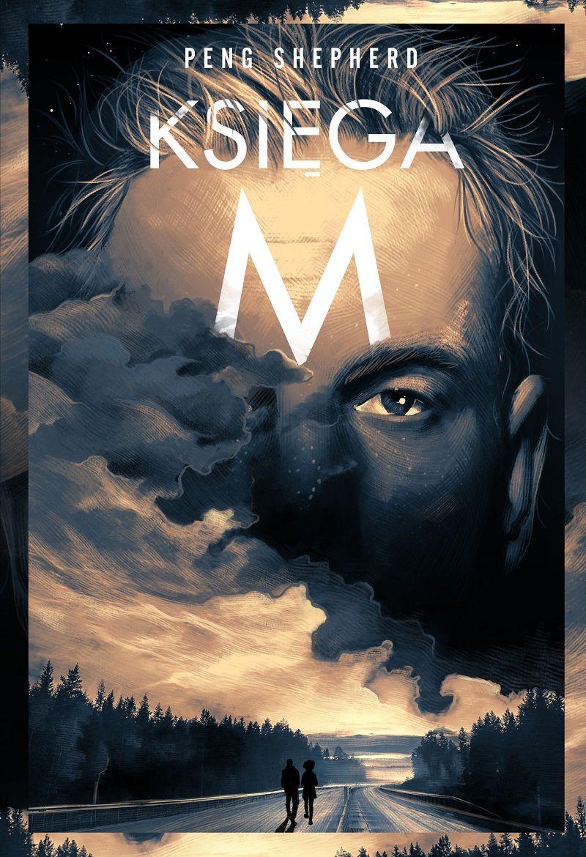 Księga M - okładka