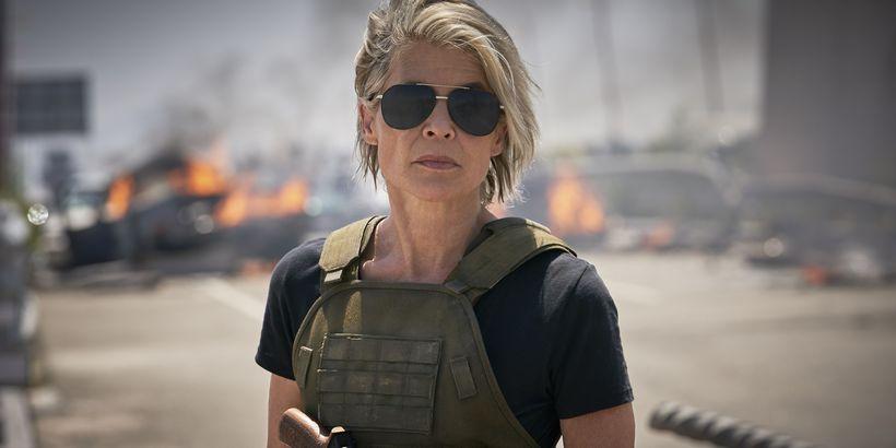 Terminator: Mroczne przeznaczenie - zwiastun kontynuacji! Sarah Connor powraca!