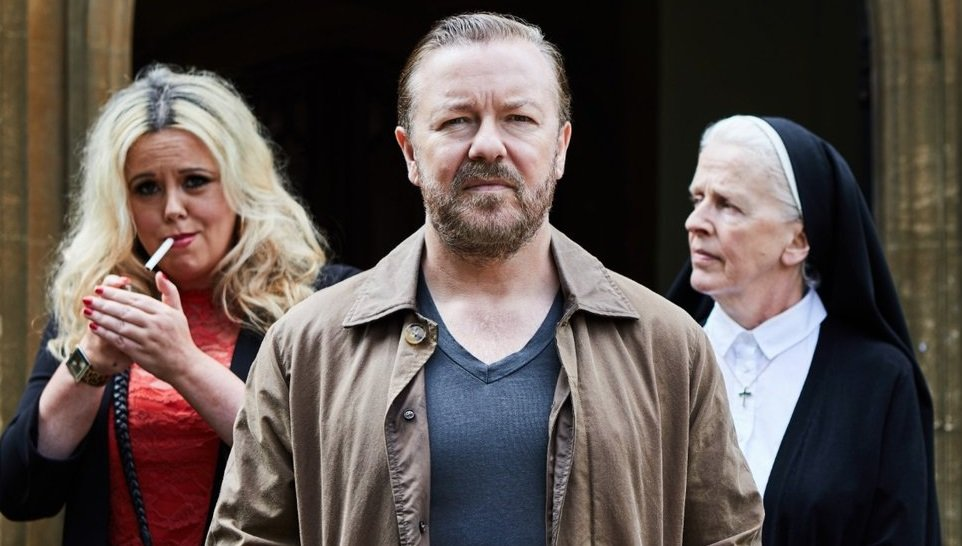After Life – będzie 2. sezon serialu od Ricky'ego Gervaisa i Netflixa