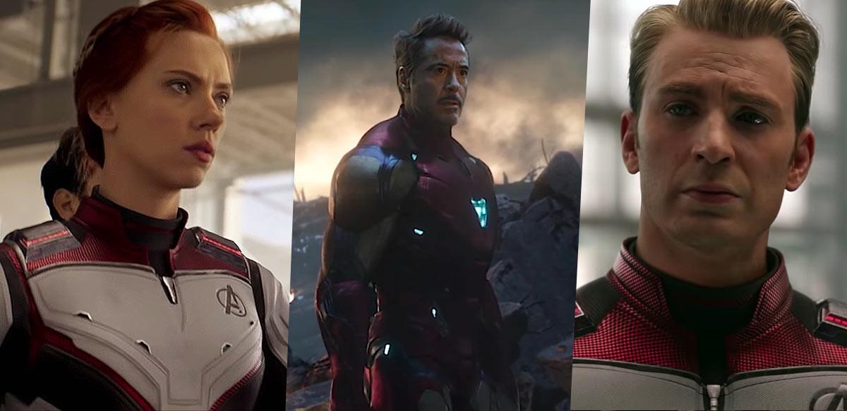 """Avengers: Koniec gry - czas w MCU i """"błędy"""" logiczne. Wyjaśniamy"""
