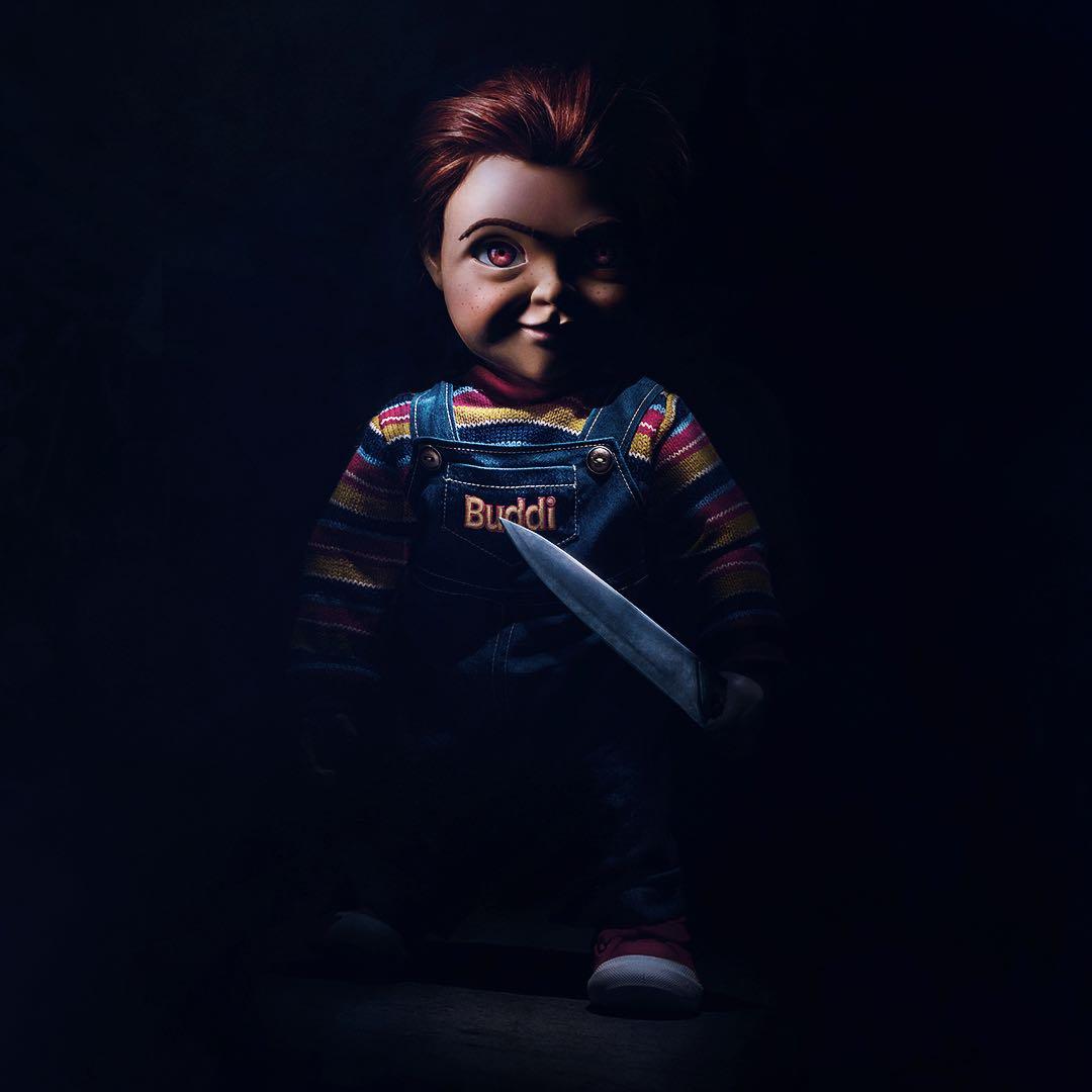Laleczka Chucky 2019