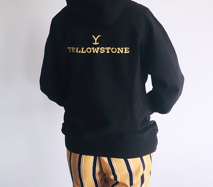 Yelllowstone - bluza