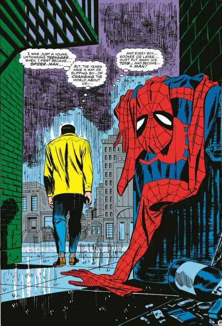The Amazing Spider-Man: Spider-Man No More