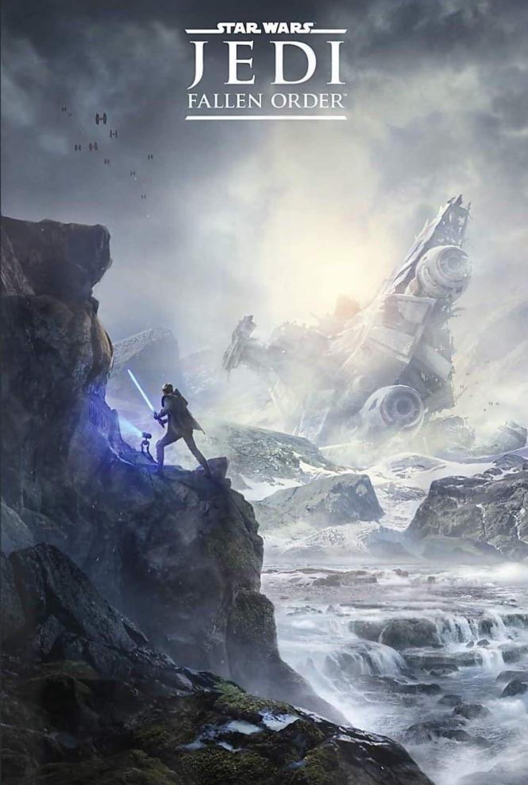 Star Wars Jedi: Fallen Order - plakat