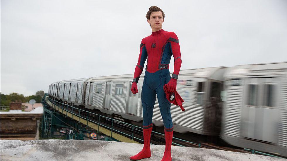 Spider-Man: Homecoming - zobacz figurkę kolekcjonerską Pajączka z filmu