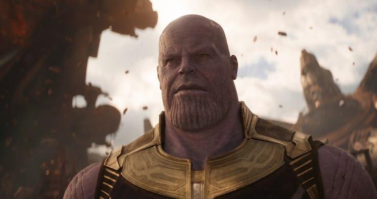 Zanim Thanos ruszył w MCU na Avengers, nie był CGI - oto nowe zdjęcia