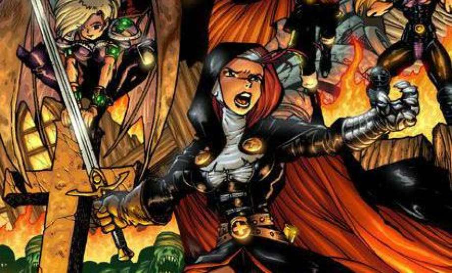 Warrior Nun – Polka reżyseruje komiksowy serial dla Netflixa