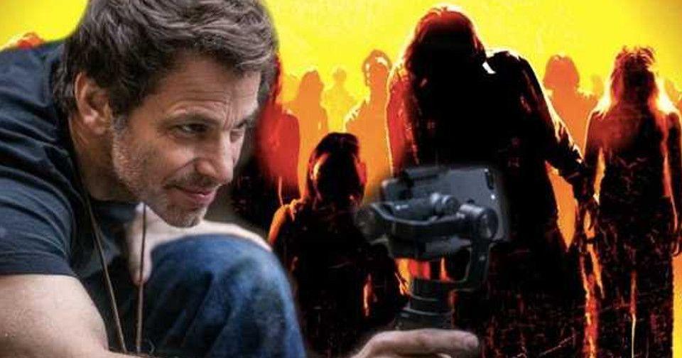Army of the Dead - te postacie pojawią się w filmie Snydera o zombie