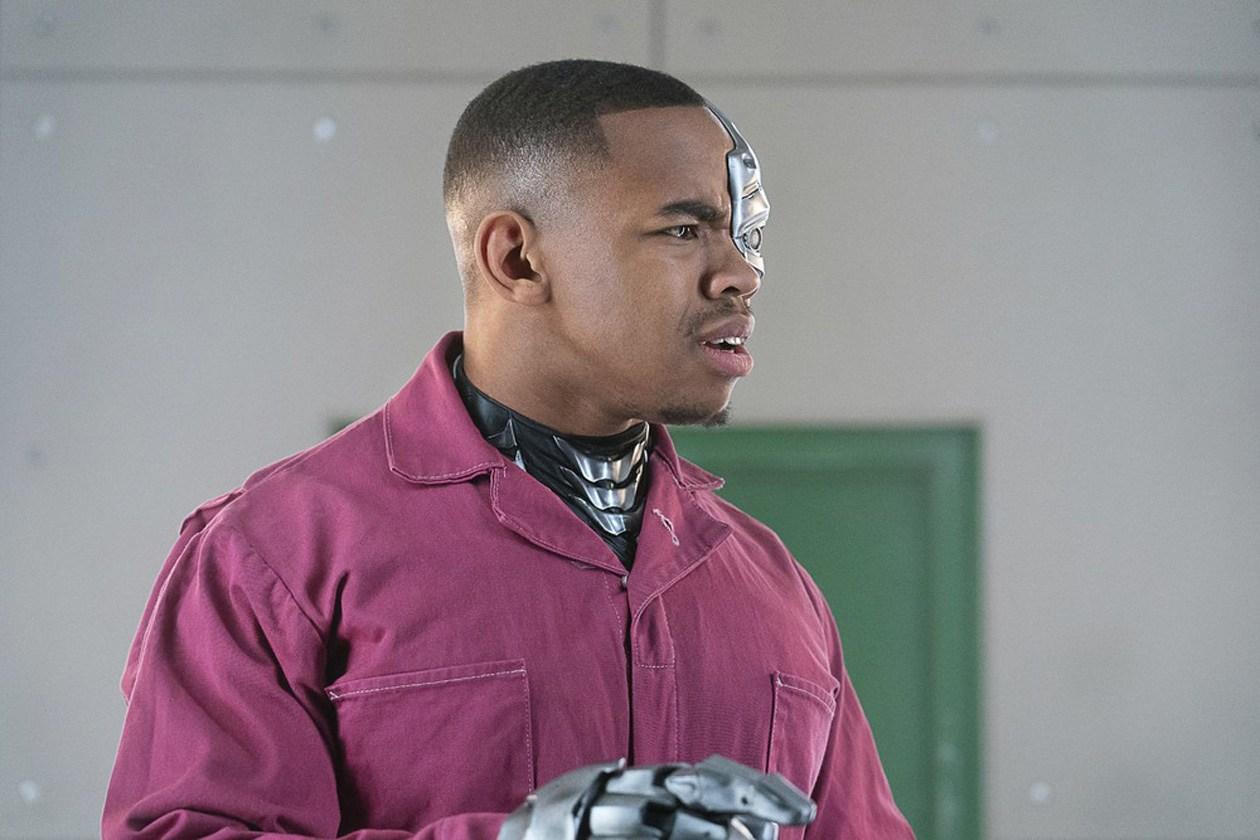 Ciężkie jest życie Cyborga. Doom Patrol - zobacz usuniętą z 1. sezonu scenę
