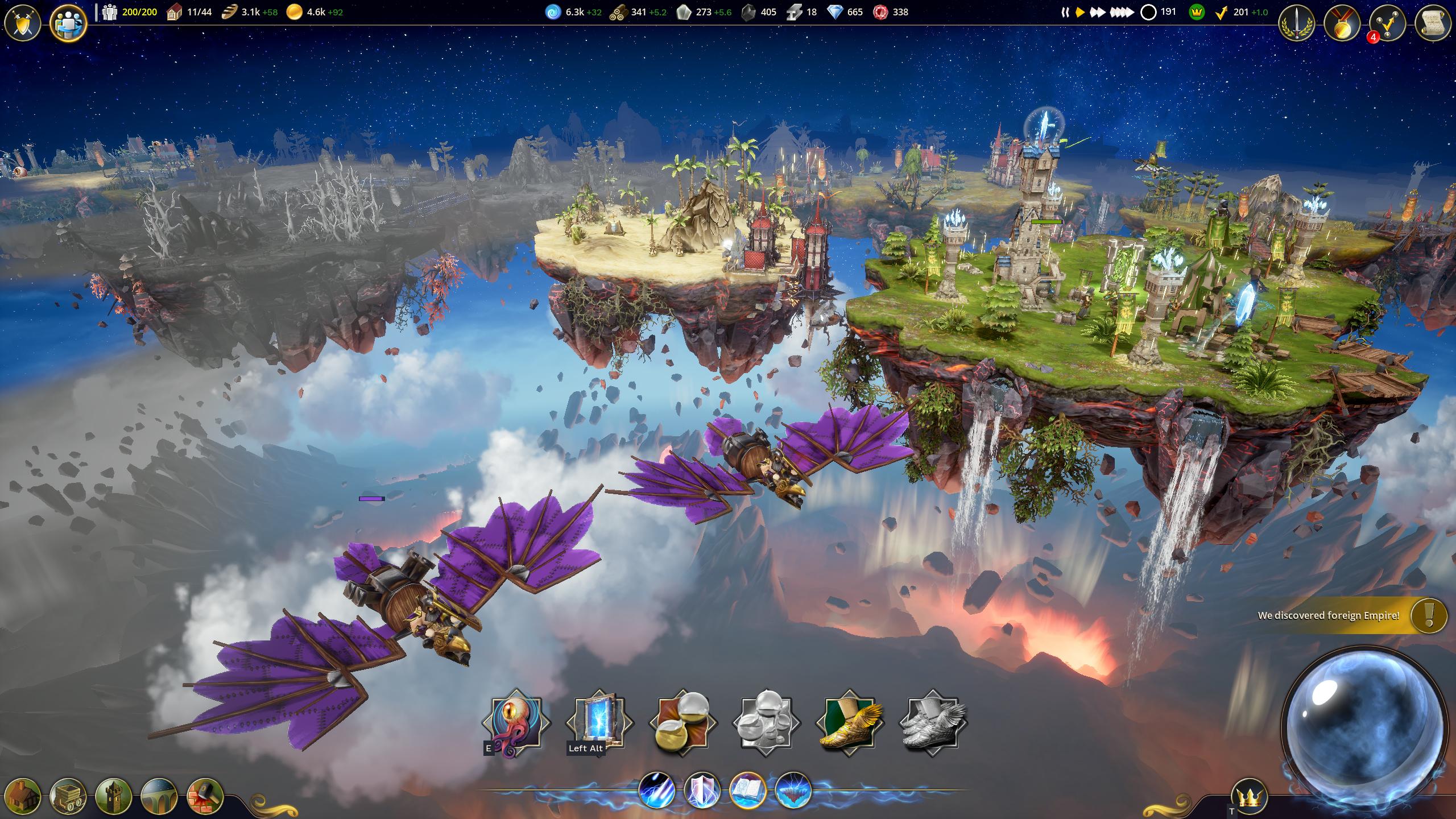 Driftland: The Magic Revival - screeny z gry