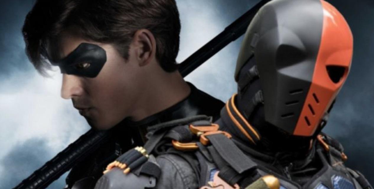 Titans - aktorzy na planie 2. sezonu. Slade Wilson z siwą brodą