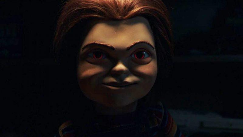 Laleczka - Chucky rozprawia się z Annabelle na nowym plakacie