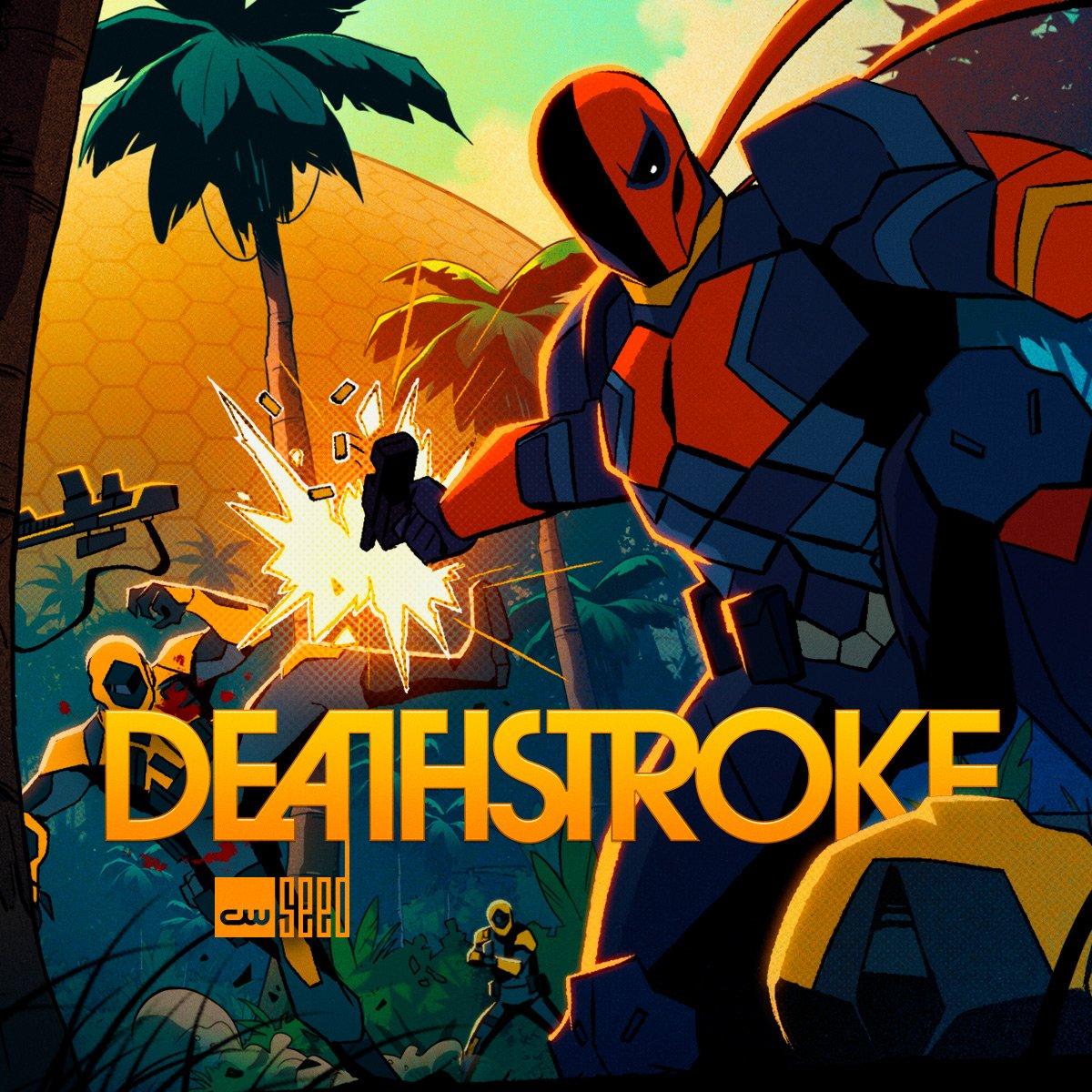 Deathstroke - CW Seed