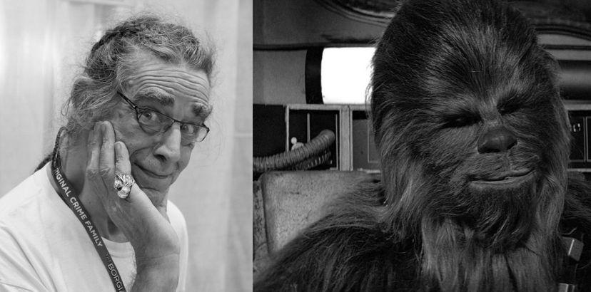 Peter Mayhew nie żyje. Chewbacca z Gwiezdnych Wojen żegnany przez fanów i aktorów