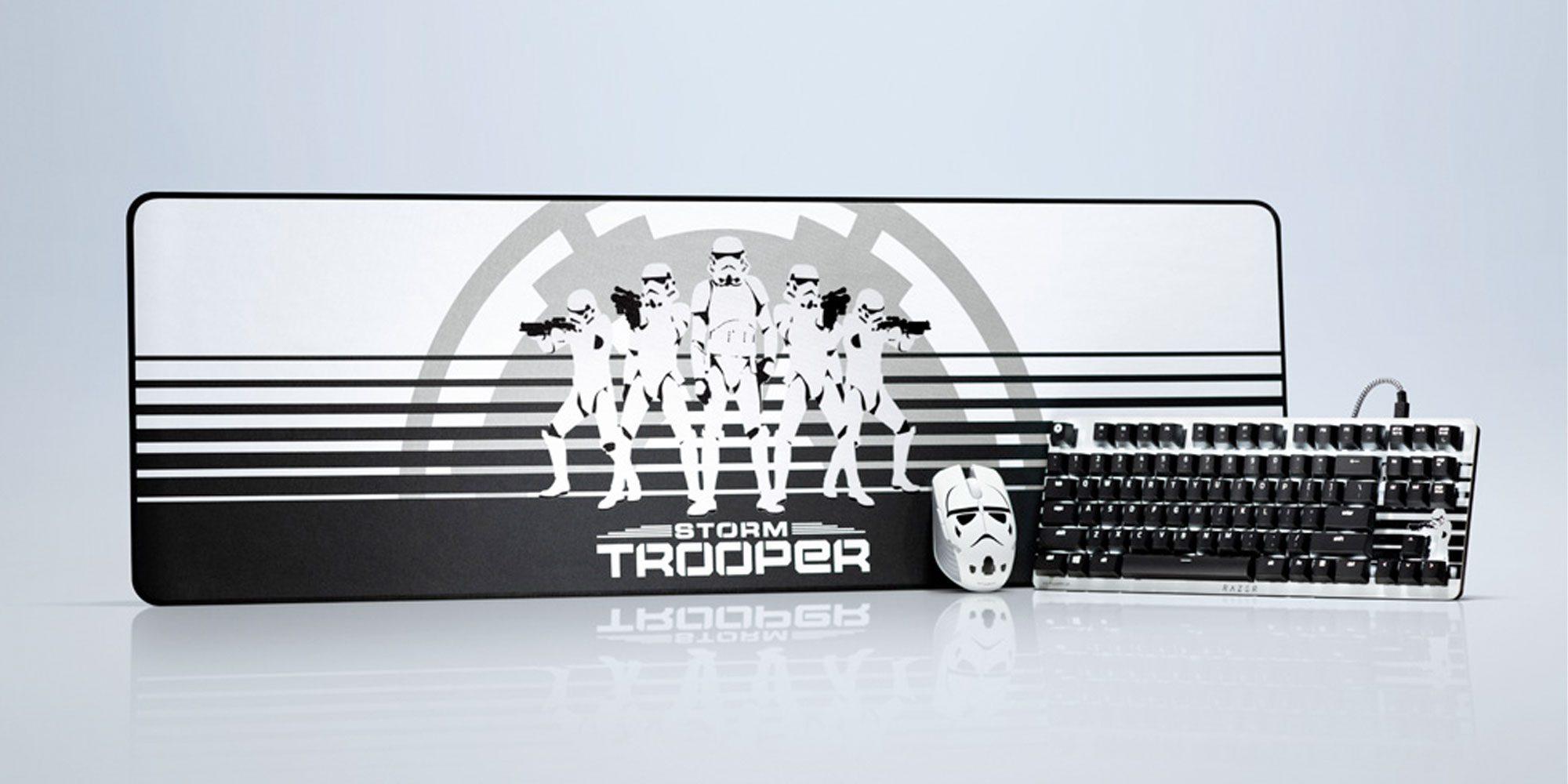 Razer wypuścił akcesoria gamingowe dla fanów Gwiezdnych Wojen