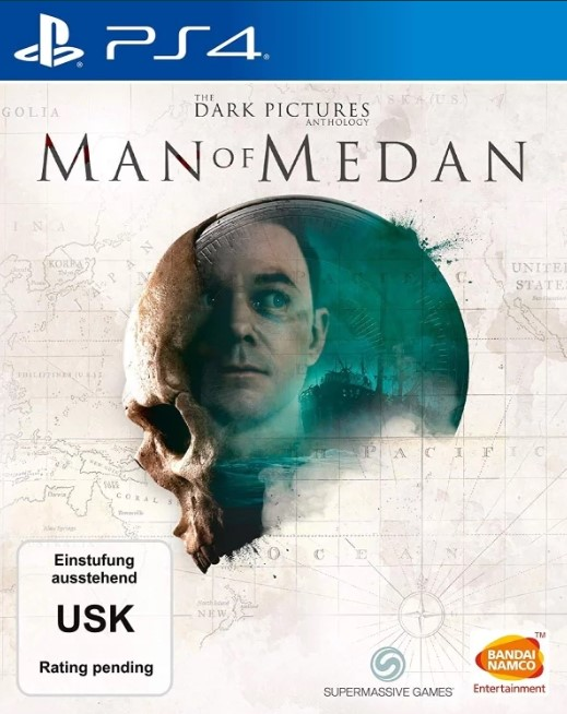 The Dark Pictures: Man of Medan