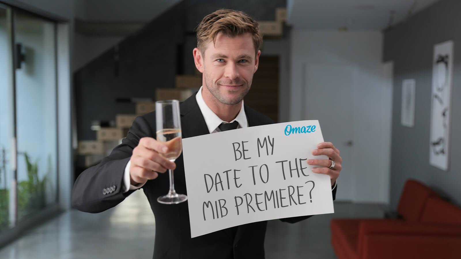Men in Black International - premiera razem z Chrisem Hemsworthem? Jest okazja