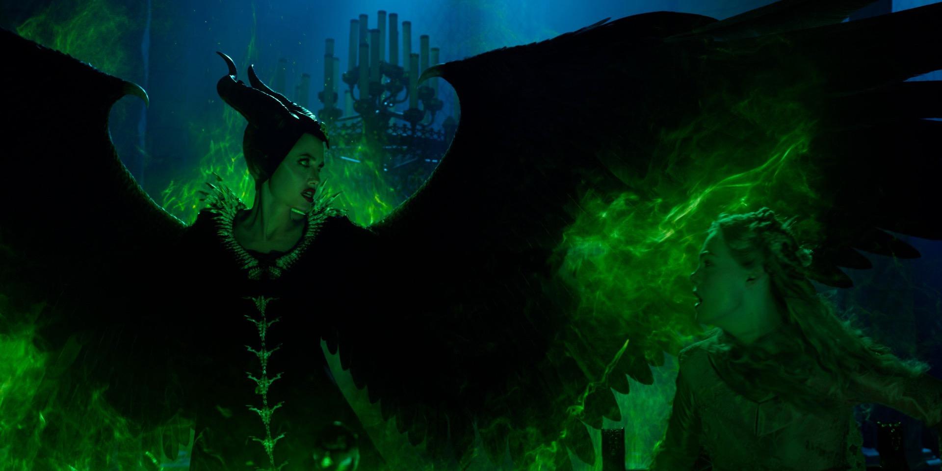 Czarownica 2 - teaser filmu fantasy. Jolie kontra Pfeiffer