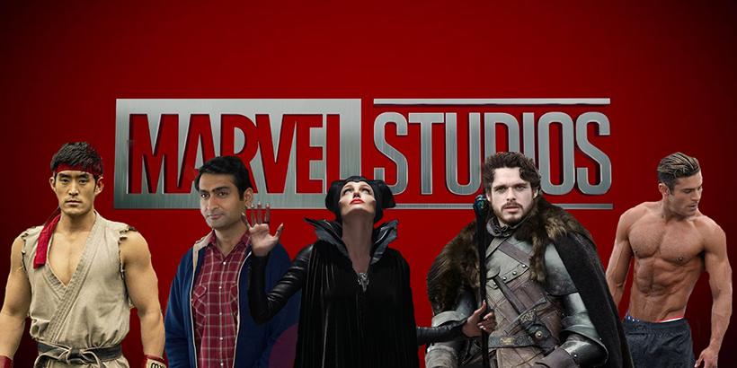 MCU po Endgame: Kto powinien zagrać w nowych filmach Marvela?